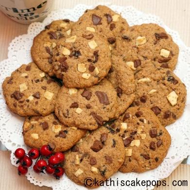Weihnachtscookies