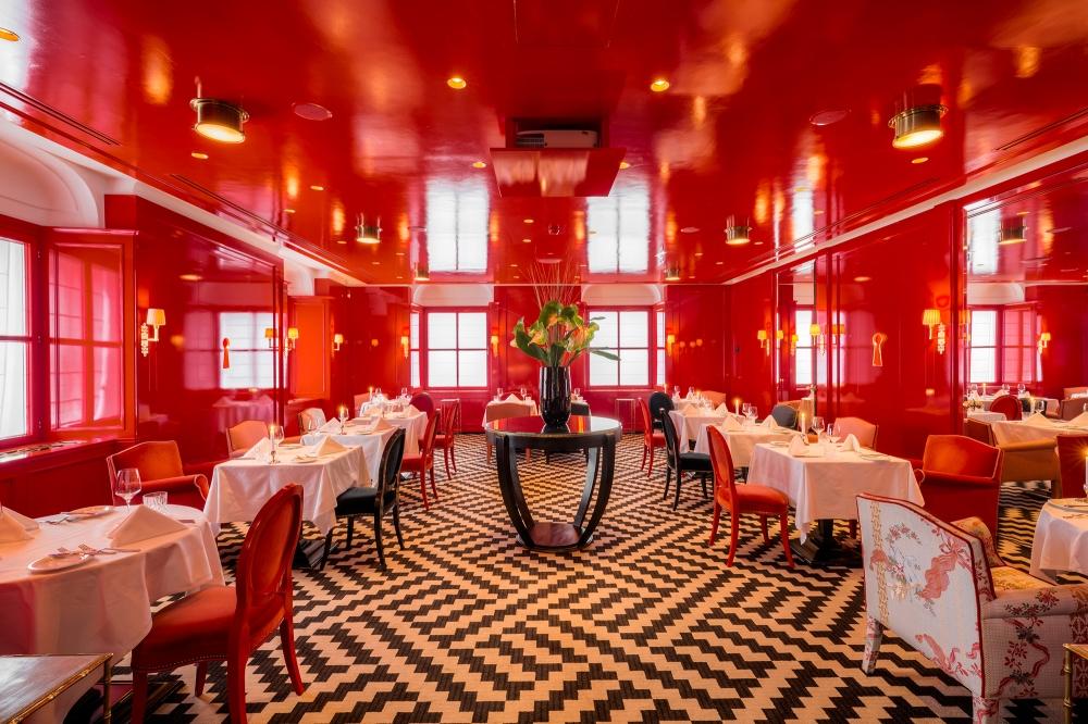 Cuisino Wien-Roter Salon_(c)Casino Wien